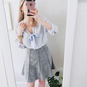 LOFT A line skirt